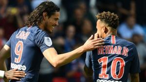 Cavani Neymar Paris SG 2018-2019